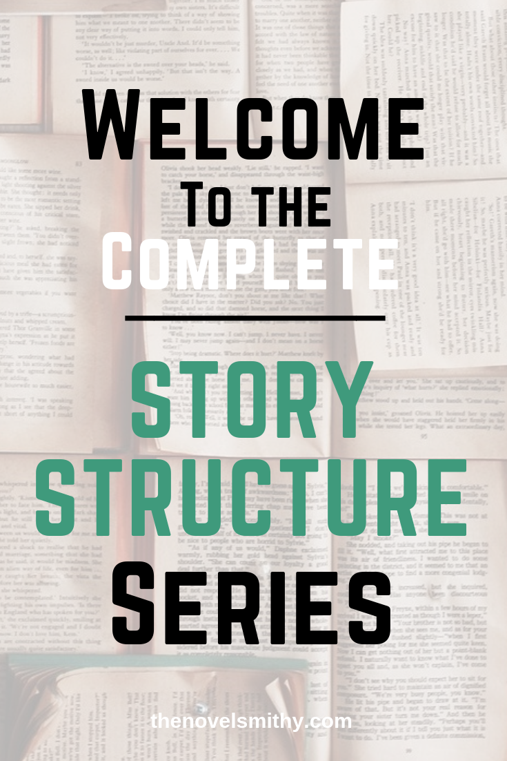 The Complete Story Structure Series